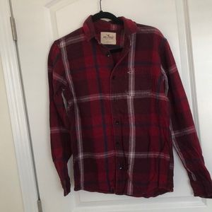 Cozy Hollister flannel